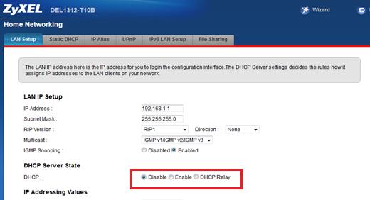 غیر فعال کردن DHCP مودم و تخصیصIP به سیستم به صورت دستی در سیستمعاملهای مختلف